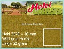 Wild Gras Herfst