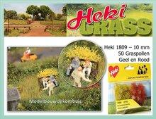 Graspollen Geel-Rood