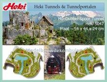 H0 Tunnel Dubbel