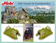 N Tunnel Enkel