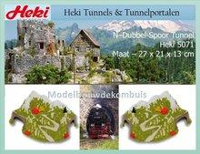N Tunnel Dubbel
