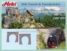 N Tunnelportaal