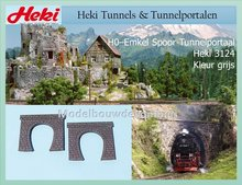 H0 Tunnelportaal
