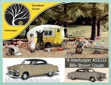 Billy Brown Coupe