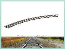 Gebogen Rail 45 °