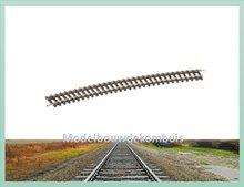 Gebogen Rail 22,5 °