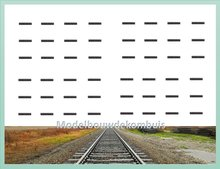 Isolatieplaatjes Rail