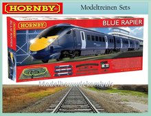 Blue Rapier Train Set