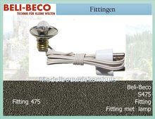 Fitting/Lamp 4,5v
