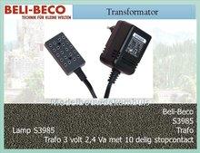 Trafo 3 volt 2,4Va