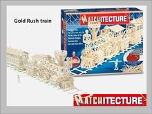 Gold Rush Train