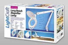 Long Reach Magnfier Lamp