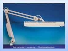 Twin Tube Proffesional Task Lamp
