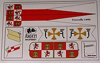 Vlag Santa Maria
