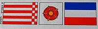 Vlag Stadt von Bremen