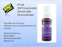 ZAP versneller schuim safe PT28
