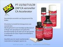 ZAP Versneller PT15/50/715/29