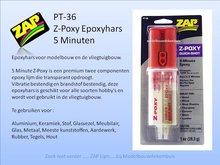 Z-POXY 5 minuten Epoxy
