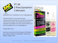 Z-Poxy Epoxyhars PT38