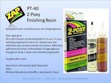 Z-POXY Finishing Resin