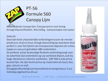 Formula 560 Canopy LIjm