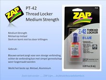 ZAP Tread Locker PT42