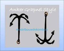 Anker Grapnel Style