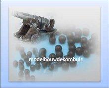 Kanonsballen 2 mm