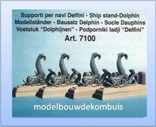 Voetstuk-Dolfijnen