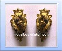 Boegbeeld Leeuwenkop