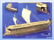 Griekse Trireme