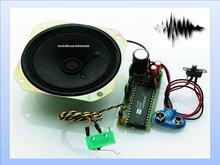 U-Boat Sonar en Ping geluid