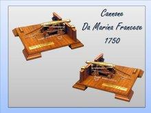 Cannone Da Marina Francese 1750