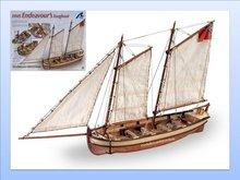Endeavours Longboat