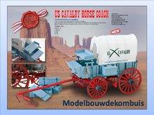 US Cavalry Horse Coach