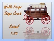Wells Fargo Stage Coach