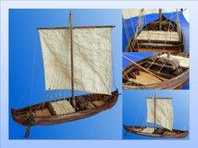 Knarr Vikingboot
