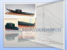 Gondola Tekening+Bouwbeschrijving