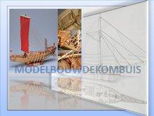 Nave Egizia Tekening+Bouwbeschrijving