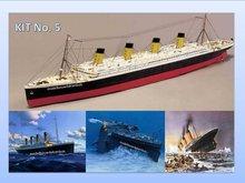 Bouwdoos 5 Titanic