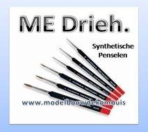 Synthetische Penselen Driehoek
