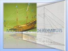 Vasa Tekening+Bouwbeschrijving